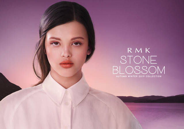 RMK 2019AWCollection モデルビジュアル