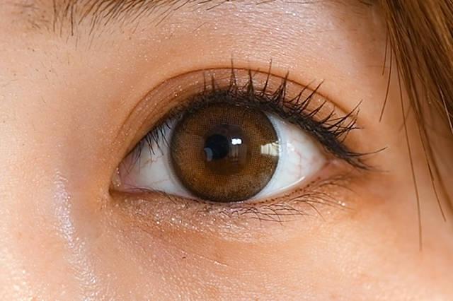 瞳の透明感を出したい人におすすめ