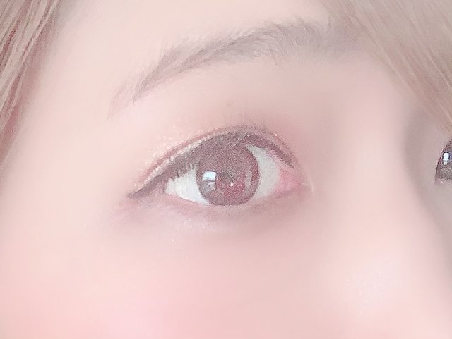 わ!ふんわり優しい瞳になった♡