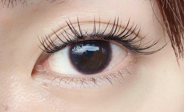 瞳の印象が柔らかくなった❤️