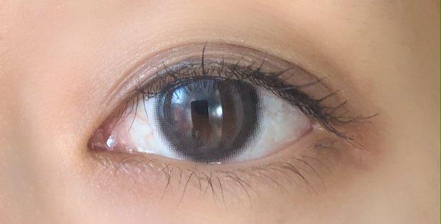 クールだけどふんわり感のある瞳!
