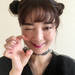 【リルムーンのレポ】グレーのグラデカラコンで抜け感ある瞳を演出♡ - 美目育サイト|リンデル|LindeL