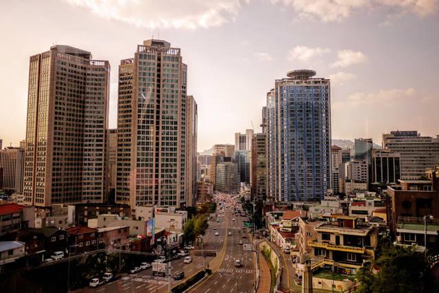 [フリー写真] 韓国のソウル市の都市の風景でアハ体験 -  GAHAG | 著作権フリー写真・イラスト素材集 (362)