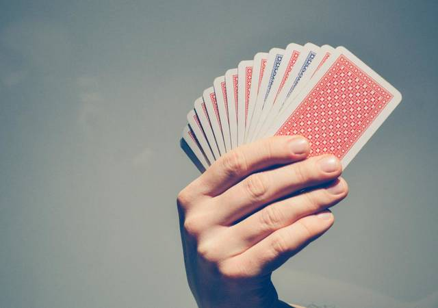 Free image of cards, hands, poker - StockSnap.io (1925)