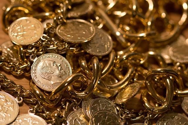 Free photo: Gold, Treasure, Rich, Golden, Money - Free Image on Pixabay - 207585 (2012)