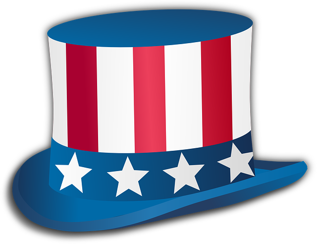 Free vector graphic: Uncle Sam, Hat, Stars, Usa, America - Free Image on Pixabay - 159463 (2050)