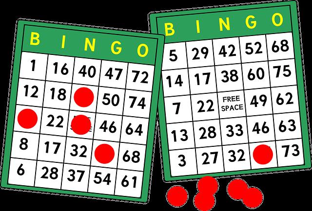 Free vector graphic: Bingo, Gambling, Games - Free Image on Pixabay - 148903 (2337)