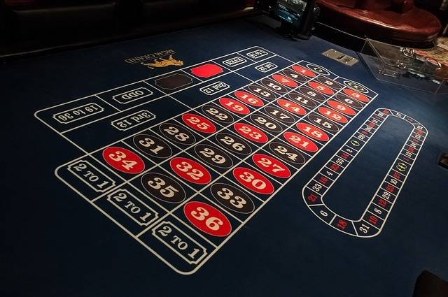 Free photo: Gaming Table, Roulette, Las Vegas - Free Image on Pixabay - 634373 (2400)