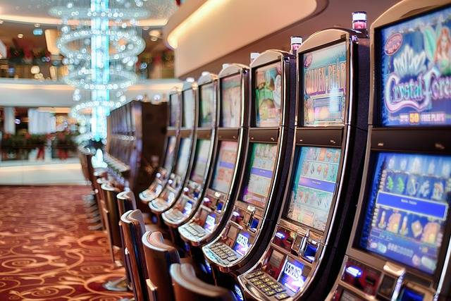 Free photo: Gambling, Slot, Machine, Casino - Free Image on Pixabay - 602976 (2458)