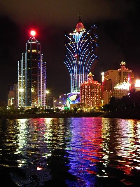 Free photo: Macau, Casino, Casinos, At Night - Free Image on Pixabay - 185266 (2484)