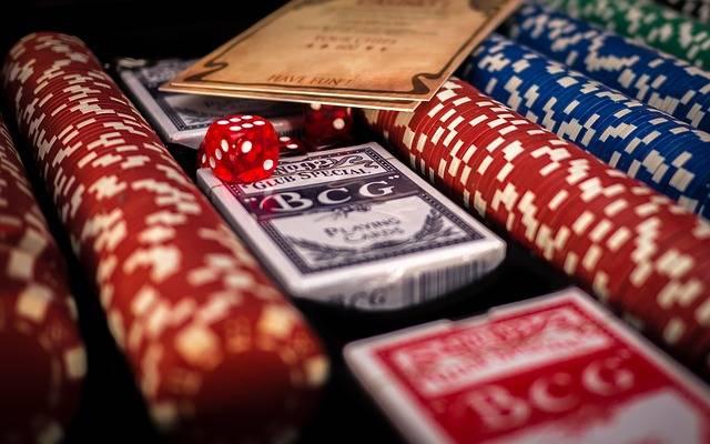 Free photo: Poker, Blackjack, Casino, Black - Free Image on Pixabay - 1264076 (2518)