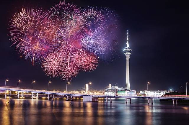 Free photo: Fireworks, Macau, Tower, Night - Free Image on Pixabay - 1415532 (3175)