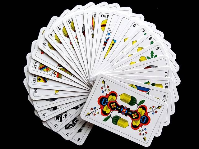 Free photo: Cards, Jass Cards, Card Game - Free Image on Pixabay - 627167 (3232)