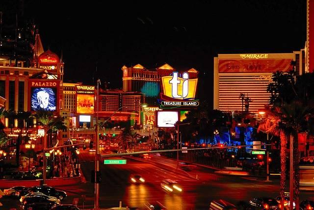 Free photo: Las Vegas, Nevada, Night Scene - Free Image on Pixabay - 959084 (3254)