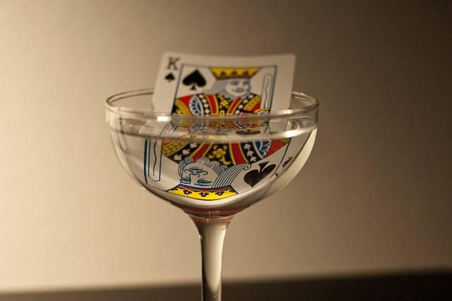 Free photo: King, Playing Card, Glass, Casino - Free Image on Pixabay - 689730 (3255)