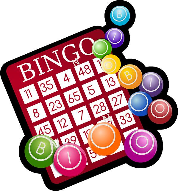 Free vector graphic: Bingo, Gambling, Game, Luck - Free Image on Pixabay - 159974 (3622)