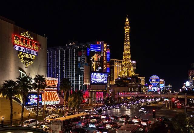Free photo: Las Vegas, United States, Night - Free Image on Pixabay - 1249899 (3640)