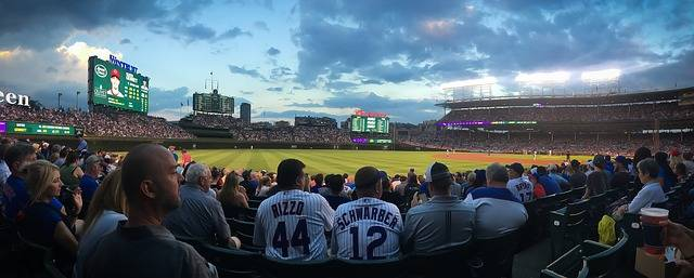 Free photo: Chicago, Baseball, Cubs, Wrigley - Free Image on Pixabay - 2656130 (3720)