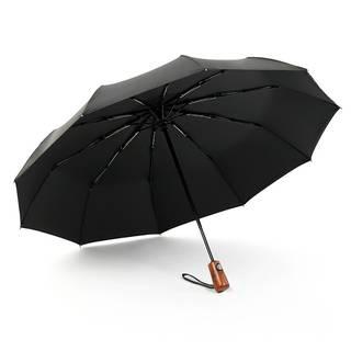 くじびきに高強度のグラスフィバーを使用したワンタッチ折りたたみ傘が登場中!