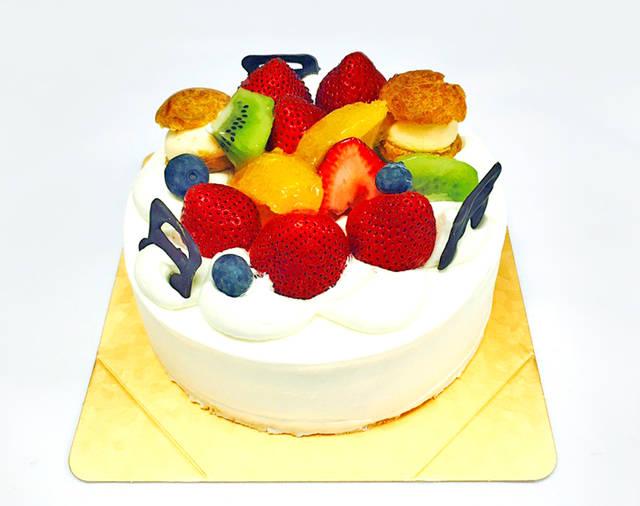 生デコレーションケーキが当たるチャンス!