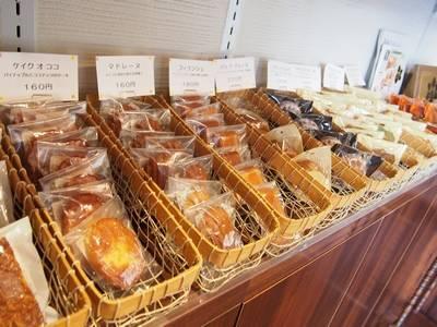 特製焼菓子をプレゼント!