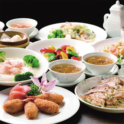 中国料理 蘭月