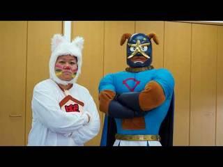 【第35話】ぱどにゃんこ劇場 「戌(イヌナキン) VS 猫(リアルにゃんこ)」