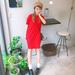1490円!?GUの【Tドレス】がプチプラなのに1枚でオシャレに決まると話題沸騰中!