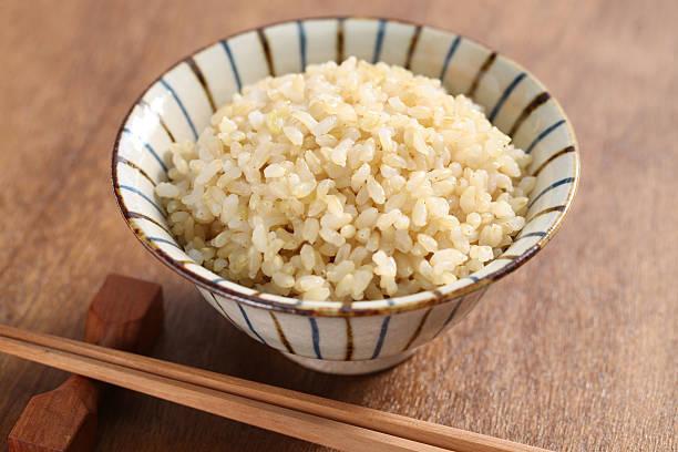 白米から玄米に