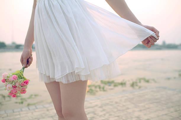 清潔感、さわやかさを表現するには「白、ホワイト」が最強...
