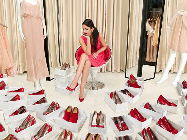 服を選ぶ時も楽しいけれど、靴選びも本当に楽しいですよね。