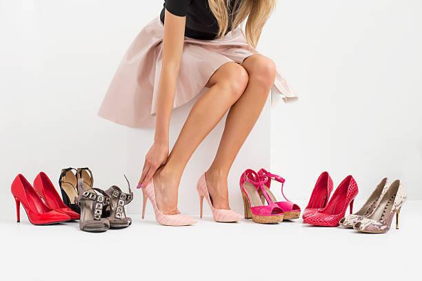 靴選びは楽しいけれど、何にポイントを置くかが難しい。