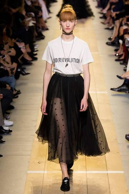 Dior(ディオール) 2017春夏プレタポルテコレクション