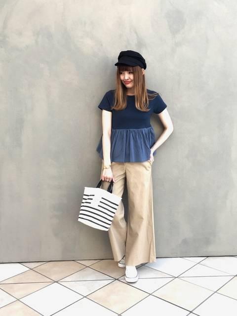 kamiayano(ビーミング ライフストア by ビームス ららぽーと立川立飛店)|B:MING by BEAMSのTシャツ/カットソーを使ったコーディネート - WEAR (4317)