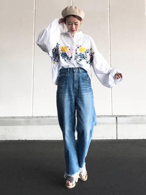 YUKI|ZARAのシャツ・ブラウスを使ったコーディネート - WEAR (4492)