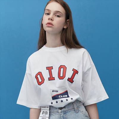 Qoo10 | ★ OiOi ★ CLUB T-SHIRTS-WHITE ★ロゴがポイント!大人気[OiOi]オアイオアイ 韓国のクラブTシャツ。[OiOi... : レディース服 (5666)