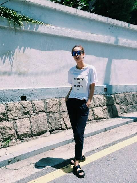 Seon H|티셔츠を使ったコーディネート - WEAR (6259)