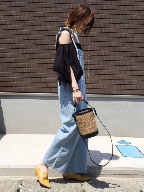 MISATO |TODAYFULのイヤリング(両耳用)を使ったコーディネート - WEAR (6481)