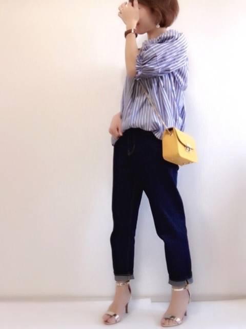 aaachan♡*|cocaのシャツ/ブラウスを使ったコーディネート - WEAR (6857)