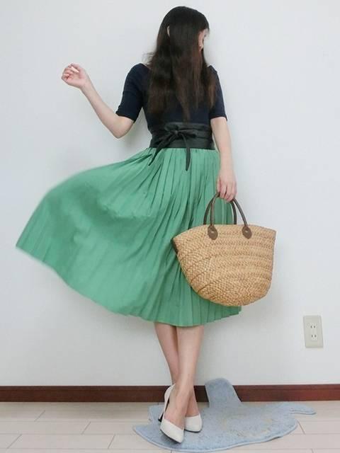 atsuko |GRLのTシャツ・カットソーを使ったコーディネート - WEAR (6919)
