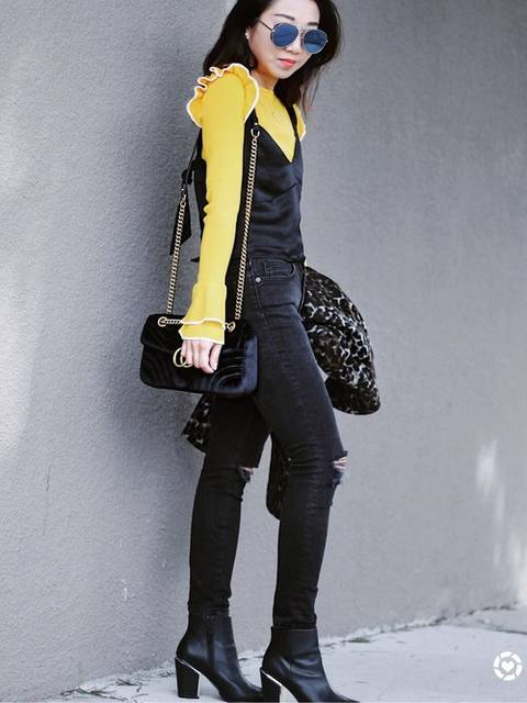 Sheree|TOPSHOPのKnitwearを使ったコーディネート - WEAR (8985)