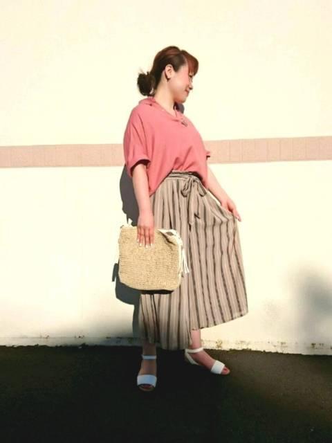 Yuuucca(SHOO・LA・RUE)|Cutie Blondeのパンツを使ったコーディネート - WEAR (9220)