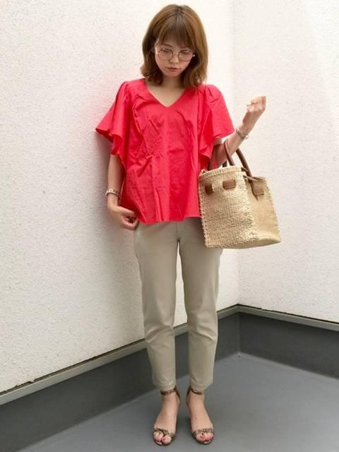 maamin♡|Avan LilyのTシャツ/カットソーを使ったコーディネート - WEAR (9244)