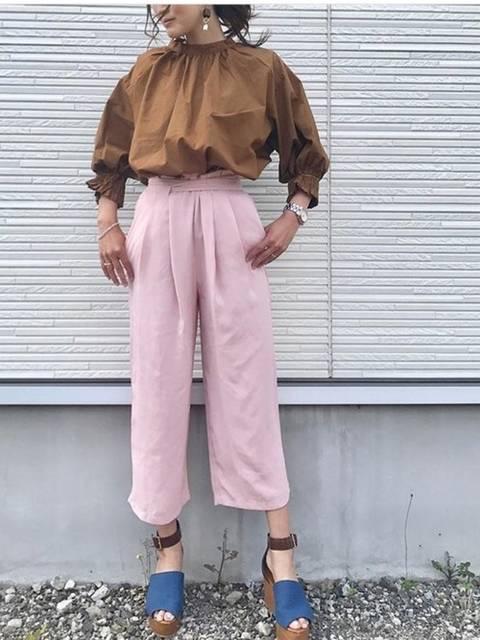 chibihalna|UNIQLOのシャツ・ブラウスを使ったコーディネート - WEAR (9379)