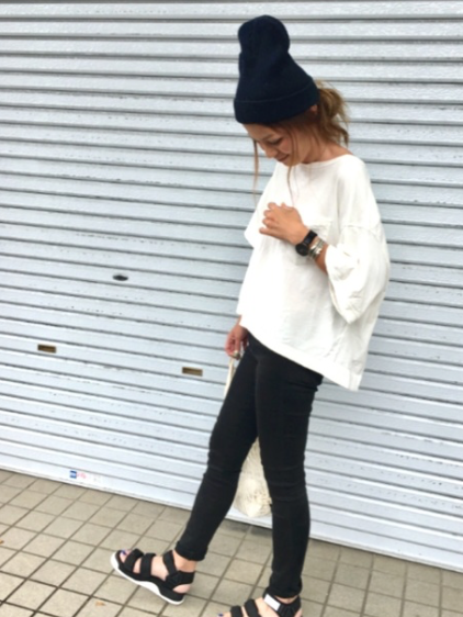 yuko|FREAK'S STOREのTシャツ/カットソーを使ったコーディネート - WEAR (9577)