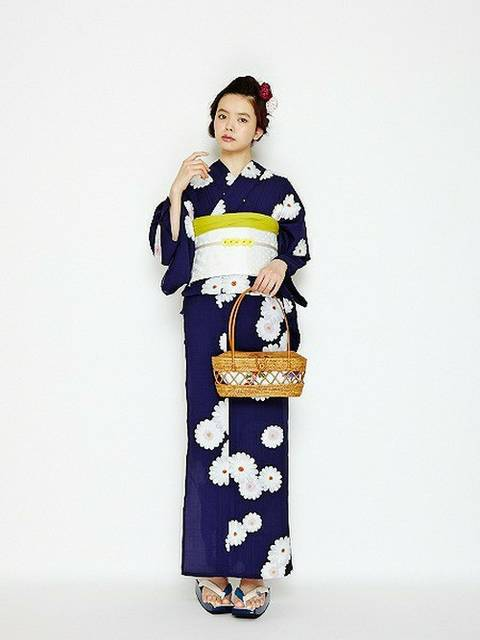 furifu(ふりふグループ)|ふりふの着物/浴衣を使ったコーディネート - WEAR (9611)