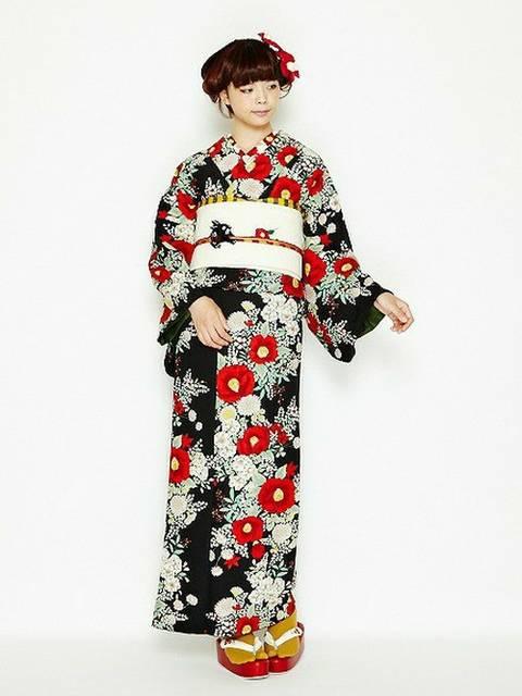 furifu(ふりふグループ)|ふりふの着物/浴衣を使ったコーディネート - WEAR (9613)