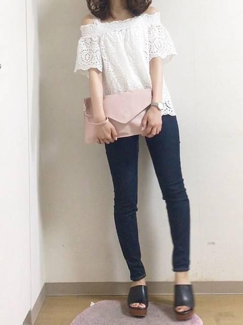 nana♡|SLOBE IENAのシャツ/ブラウスを使ったコーディネート - WEAR (9901)