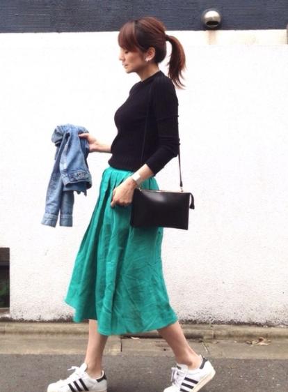 LUMIE|MODE ROBEのスカートを使ったコーディネート - WEAR (10212)