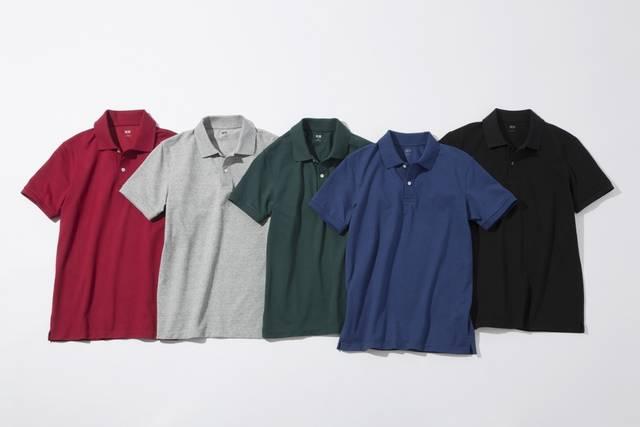 ユニクロ|ドライカノコポロシャツ(半袖)|MEN(メンズ)|公式オンラインストア(通販サイト) (10667)
